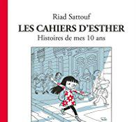 Les cahiers d'Esther - Riad Sattouf